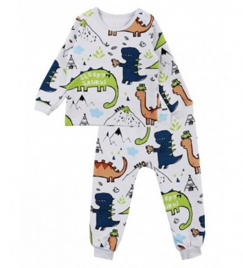 Trendy Boys' Pajama Sets