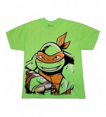 Teenage Mutant Turtles Michelangelo T Shirt