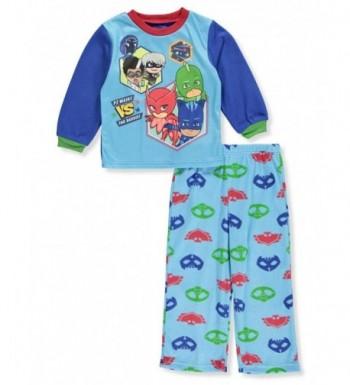 Little Toddler Two Piece Fleece Pajama