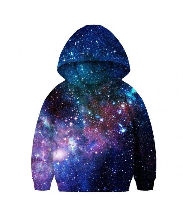 SAYM Universe Sweatshirts Pullover Hoodies