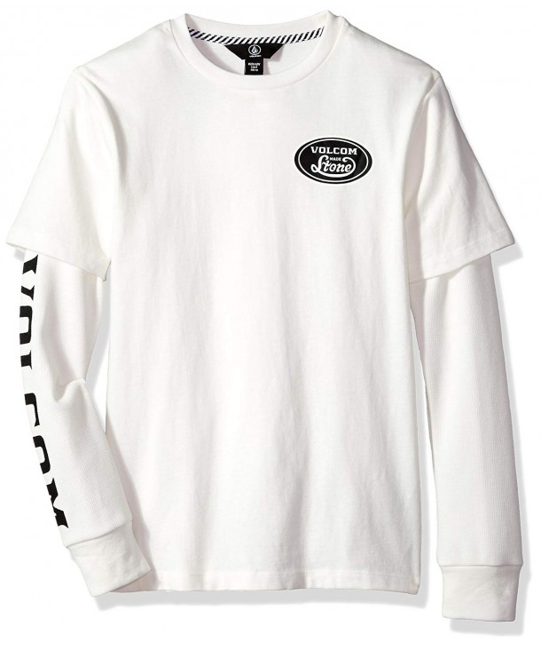 Volcom Big Boys Easton Shirt
