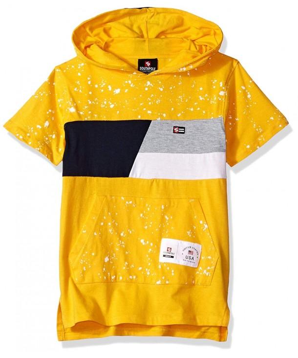 Southpole Little Sleeve Hooded Fashion