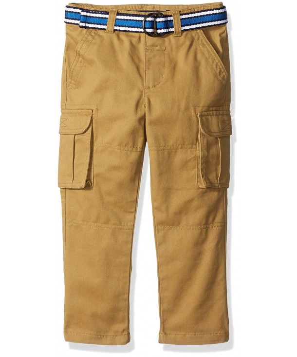 French Toast Boys Belted Cargo
