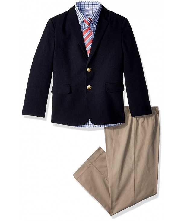 Nautica Boys 4 Piece Formal Dresswear