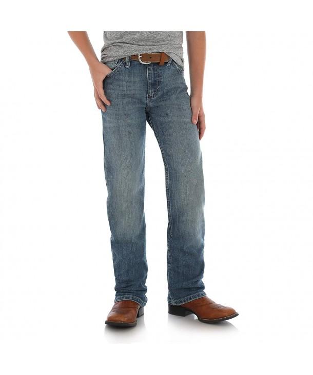 Wrangler Boys Slim Straight Jean
