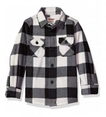 Wrangler Toddler Authentics Long Sleeve Fleece