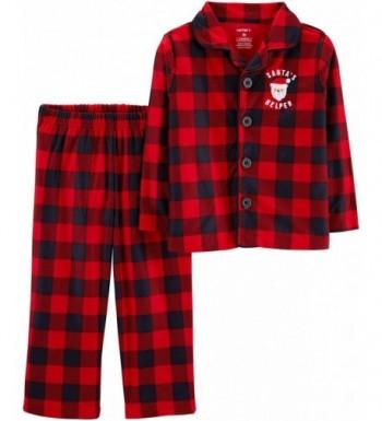 Carters Toddler Boys 2 Piece Pajama