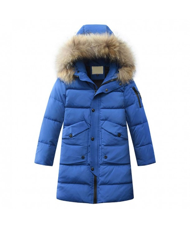 SITENG Winter Hooded Puffer Outwear
