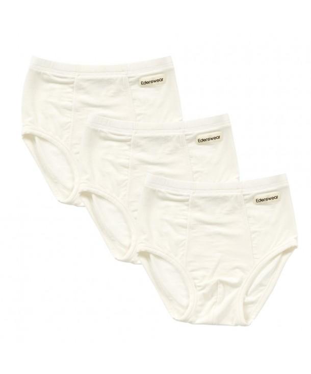 Edenswear Boys Fiber Underwear Sensitive