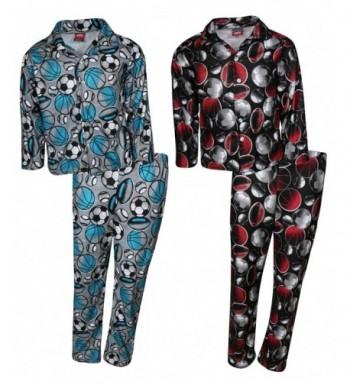 Henry Plaid Flannel Pajama Sleepwear