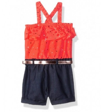 Cheap Girls' Jumpsuits & Rompers Clearance Sale