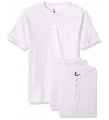 American Hawk Piece Henley Shirt