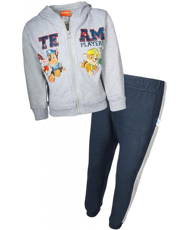 Nickelodeon Patrol 2 Piece Fleece Toddler