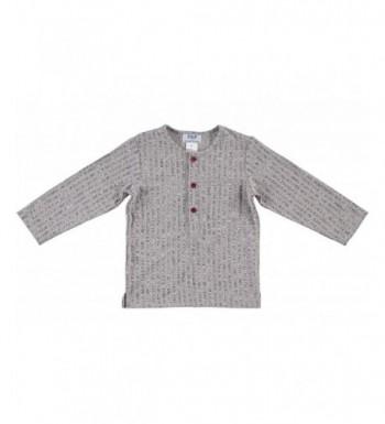 Piccino Piccina Dress Shirt Buttons