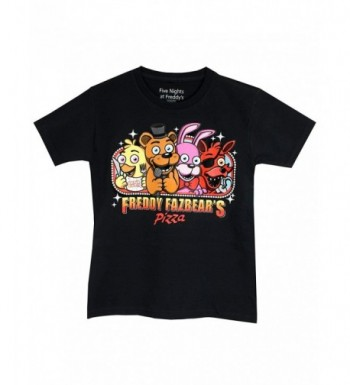 Five Nights Freddys Freddie Fazbears
