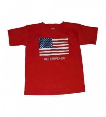 American Made America Graphic T Shirt