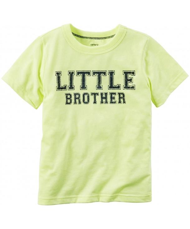 Carters Boys Knit Tee 243g369