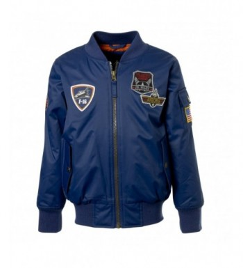 iXtreme Little Midweight Bomber Patches