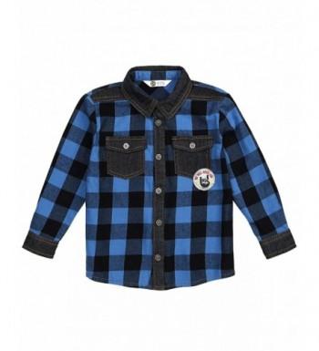 Petit Lem Boys Woven Shirt