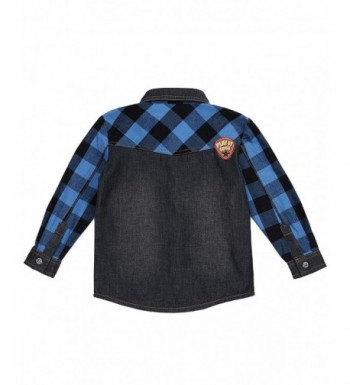 Boys' Button-Down Shirts Online Sale