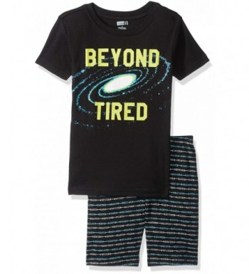 Crazy Boys Short Sleeve Pajama