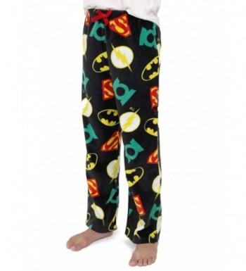 Justice League Fleece Lounge Pajama