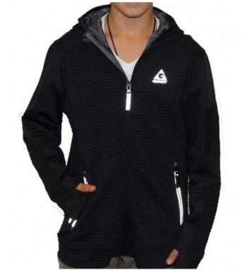 Gerry G Summit Fleece Overlay Jacket