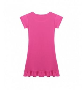 New Trendy Girls' Nightgowns & Sleep Shirts