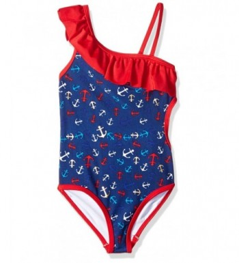 Jantzen Little Tankini Swimsuit Voyage