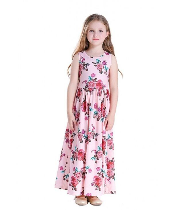 Happy Rose Sleeveless Holiday Size 6 12 Years