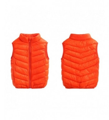 Girls' Outerwear Vests
