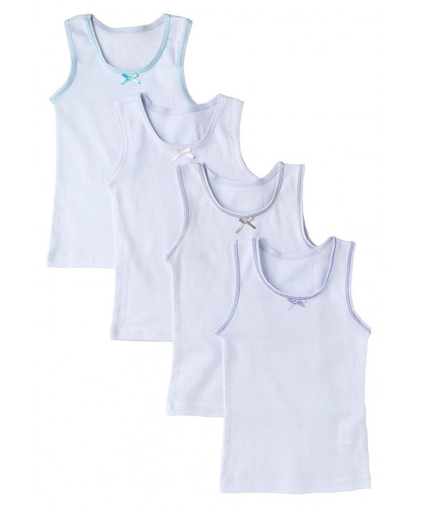 Sportoli Cotton Assorted Tagless Undershirts