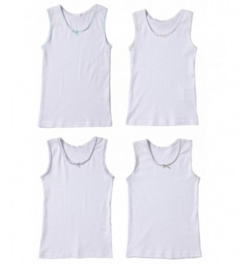 New Trendy Girls' Undershirts Tanks & Camisoles Outlet