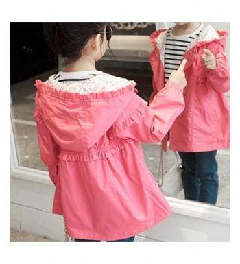 Hot deal Girls' Outerwear Jackets Outlet Online