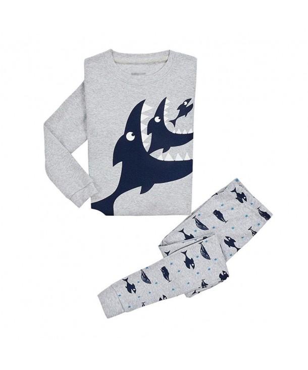 Wapaaw Little Pajamas Toddler 2 7Years