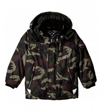 Big Chill Little Expedition Jacket