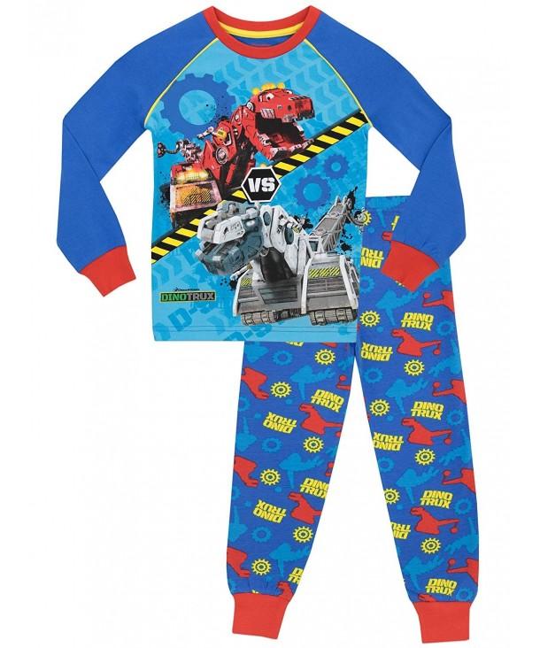 Dinotrux Boys Pajamas