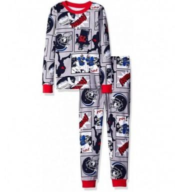 Petit Lem Comic Print Pajama
