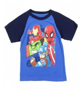 Avengers Toddler Spiderman Captain America