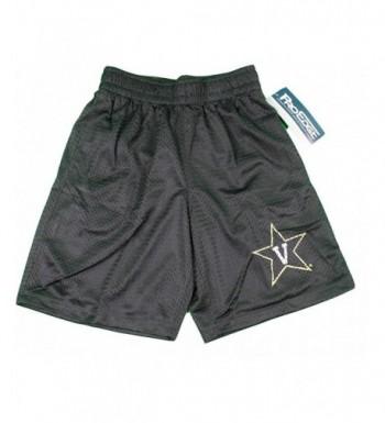 NCAA Vanderbilt University Shorts Pocket