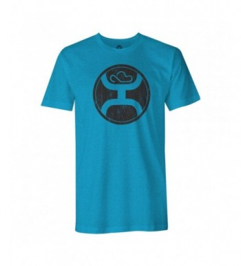 HOOey Youth Turquoise Crew T Shirt