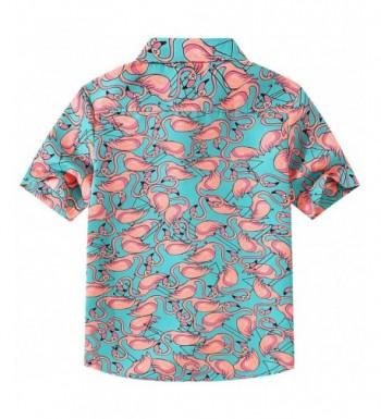 Latest Boys' Button-Down Shirts Online