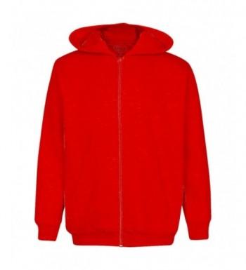 Premium Full Boys Hooded Fleece