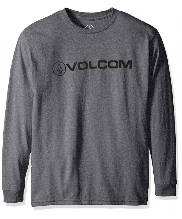 Volcom Branded T Shirts Heather X Large