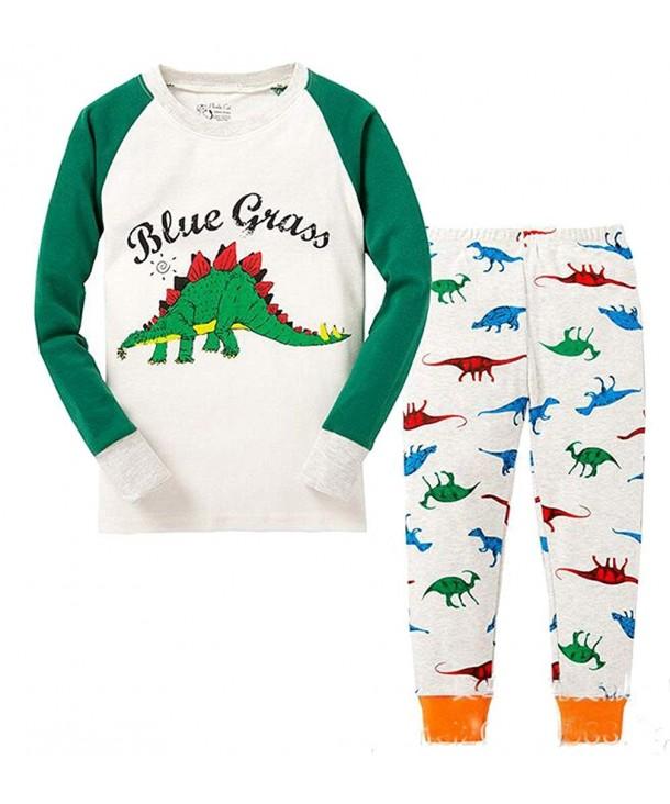 Pandaprince dinosaur Pajama shorts Cotton