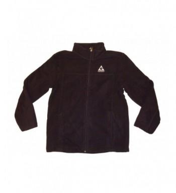 Gerry Fleece Jacket Black Medium 10