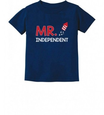 Independent Firecracker Toddler Infant T Shirt