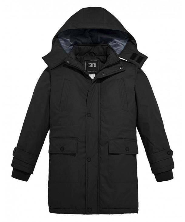 ZSHOW Outdoor Waterproof Hooded Windproof