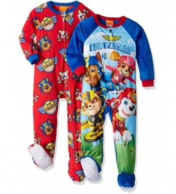 Boys' Blanket Sleepers