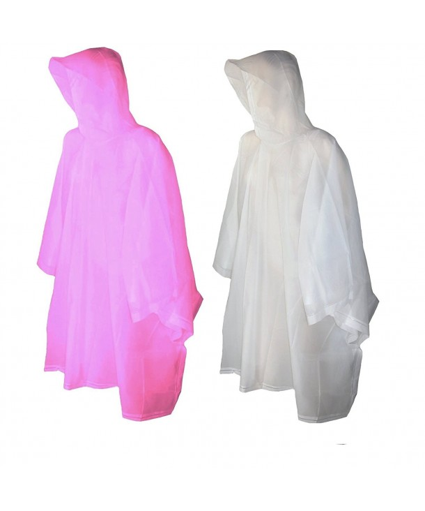 Totes Raines Childrens Poncho Clear